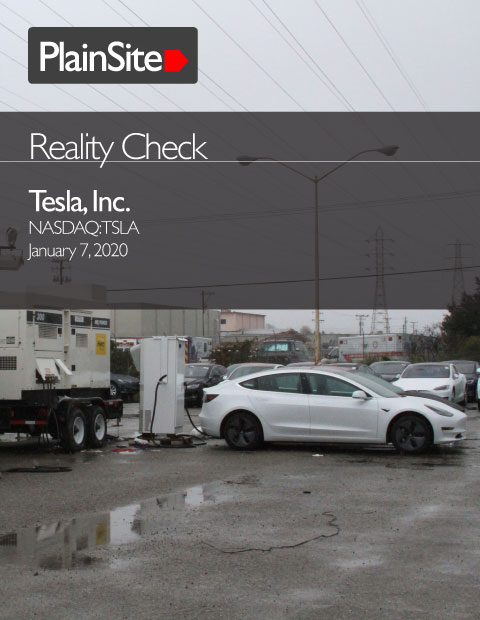 Reality Check: Tesla, Inc.